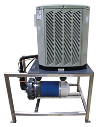 Titan Water Cooled Heat Pump